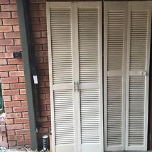 SET OF WARDROBE DOORS Willetton Canning Area Preview
