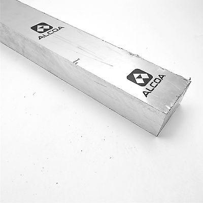 2 Thick Cast Aluminum Mic-6 Alcoa Flat Plate 3.125 X 31 Long Sku151014