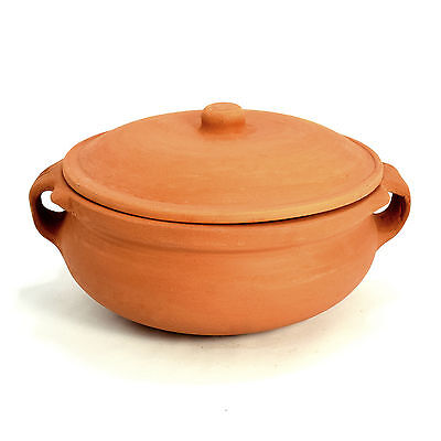 Large Clay Pot (Clay Curry Pot - Extra Large - 10)