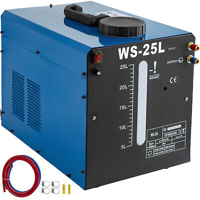 Ws-25l Water Cooler Mig Tig Welder Torch Water Cooling System 25l Water Chiller