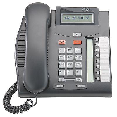 Nortel Norstar T7208 Phone T-7208 Telephone NT8B26AABA