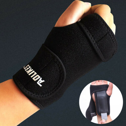 Adjustable Wrist Hand Brace Palm Support Carpal Tunnel Tendo
