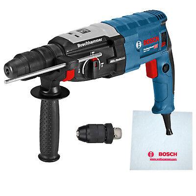 Bosch Bohrhammer GBH 2-28 F Professional SDS-plus inkl. Schnellspannbohrfutter