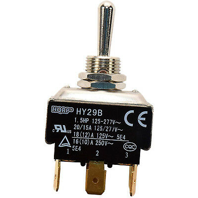 Hqrp Momentary Toggle Switch For 5100856x1 Hy29b Ferris Simplicity Snapper Pro