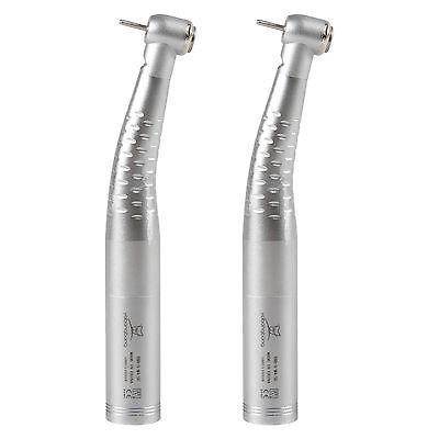 2 Dental Led Fiber Optic High Speed Handpiece Standard Fit Kavo Multiflex Lux