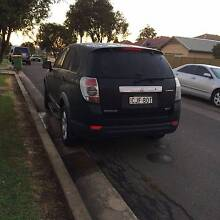 2012 Holden Captiva 2012 sx series II 7 setter only 29000kms South Granville Parramatta Area Preview