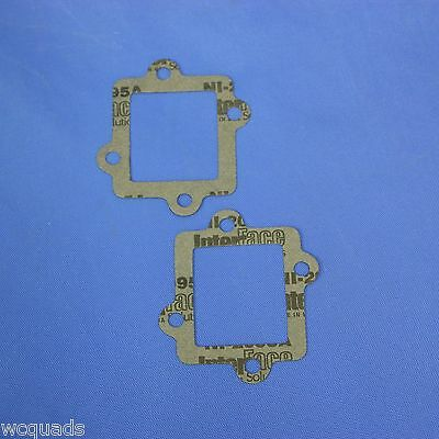 NEW OEM 2 Carburetor Reed Gasket Polaris 90 Predator 90 Sportsman 90