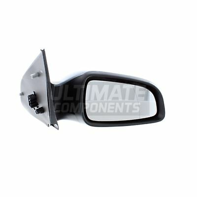 Vauxhall Astra H Mk5 5 Door 5/2004-2009 Electric Wing Mirror Primed Drivers Side