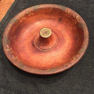 Primitive new Small Treen decor Bowl