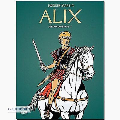 Alix Gesamtausgabe 1 Jacques Martin Comic Unterhaltung auf höchstem Niveau EHAPA