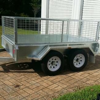 NEW GALL TANDEM TRAILER Noosaville Noosa Area Preview