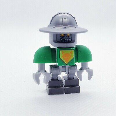 LEGO Nexo Knights Aaron Bot (1x) Minifigure 70320 Aaron Fox's Aero-Striker