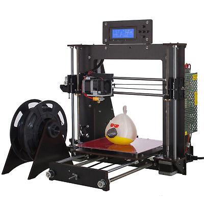 Neueste 3D Drucker Bausatz Prusa i3 Reprap MK8 Extruder MK3 Aluminium 3D printer