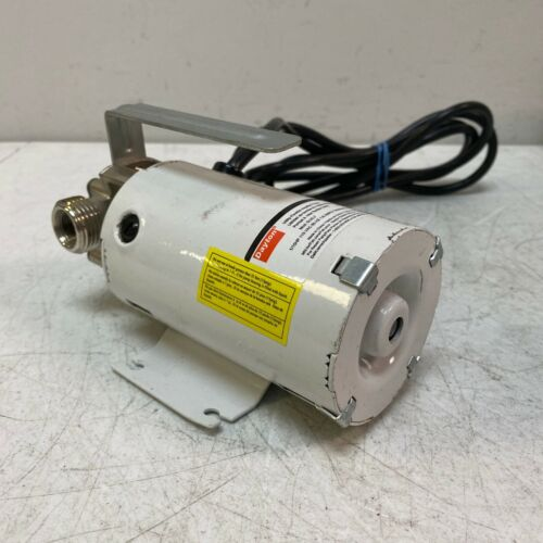 Dayton 5UXL7 Utility Flexible Impeller Pump TESTED AND WORKING