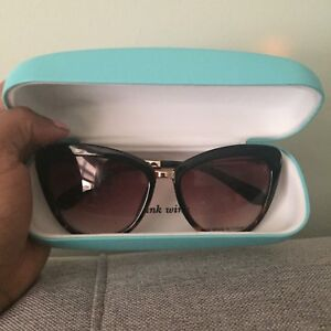 Kate Spade Sunglasses - CISSY - CAT EYE- EXCELLENT CONDITION