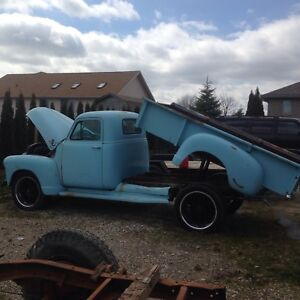 1949 GMC perfect winter project