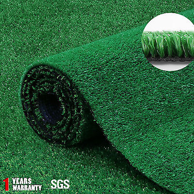 65.6'x3.3' 215 SQFT Synthetic Artificial Turf Lawn Fake Grass Landscape Patio