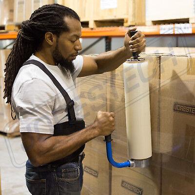 Stretch Shrink Film Wrap Dispenser Heavy Duty Adjusts Height