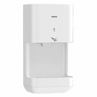 Toto Clean Dry Mod. Hdr101wh 110v120v Surface-mounted High-speed Hand Dryer