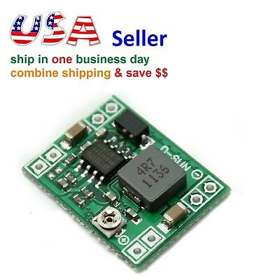 Mini Converter Adjustable Dc-dc Step Down Power Supply Module Replace Lm2596
