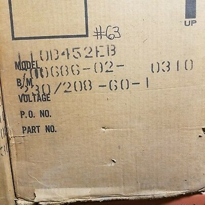 Bristol Compressor L10b452eb 230208 60-1 4500 Btu Compressor