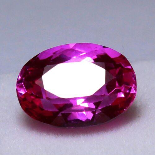 RARE Natural Unheated 5.95 Ct Certified Utah Red Beryl Bixbite Loose Gemstones