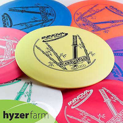 Innova DX KATANA  *pick your color and weight* Hyzer Farm disc golf driver