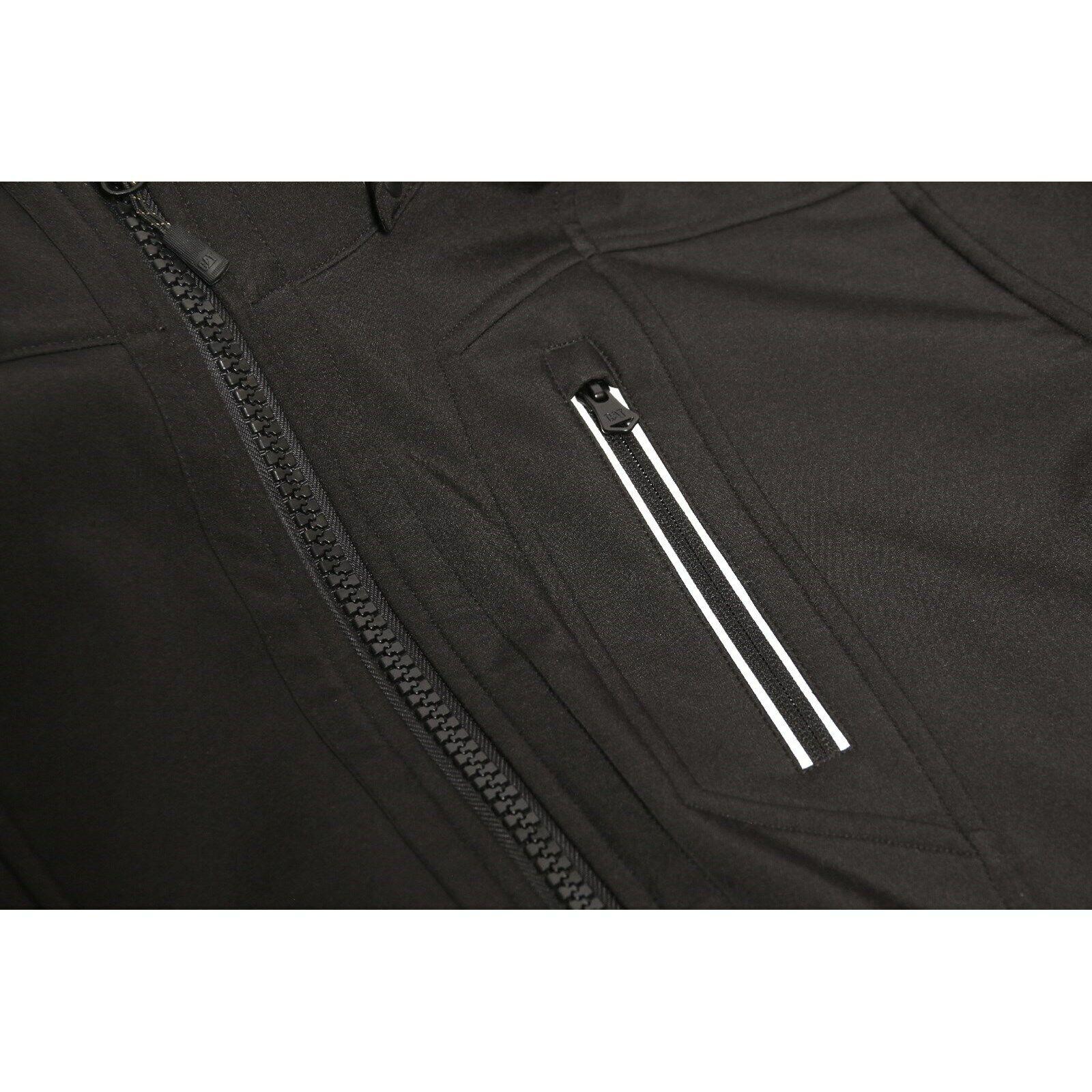 CAT Caterpillar Mercury Jacket Soft Shell Mens Durable Water Resistant Coat