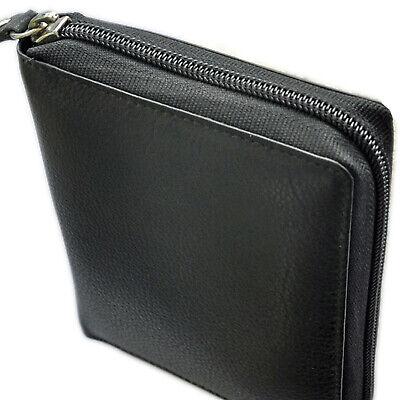 AMARI Geldbörse mit RFID-Schutz Rundumreißverschluß Geheimfach Geldbeutel Herren