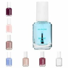 essie nail polish all in one base top coat + essie nail polish