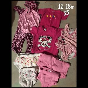 Baby-Toddler Clothes