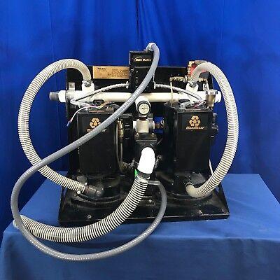 Mds Matrx Maximizer Dental Vacuum Pump Model 2000-2p With Recycler