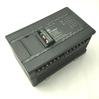 Ge Fanuc Ic200udr010-dk Versamax Micro Controller 16 Dc Inputs 11 Relay Outputs
