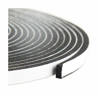 Foam Tape 1/4 Inch Wide X 1/8 Inch Thick, Weather Stripping for Doors and Win... 1 8 Inch Tape