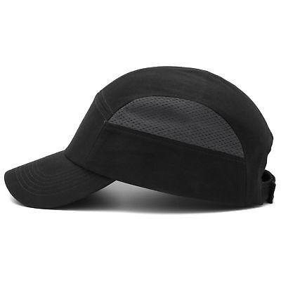 Pyramex Baseball Style Bump Cap Black