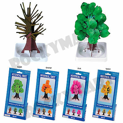 Magic Growing Tree COLORS Science Fun For Kids of all Ages Grows in hours RM2602