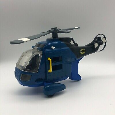 RARE Imaginext Toys R Us Exclusive Batman Helicopter 2009 Chopper Vehicle Toy