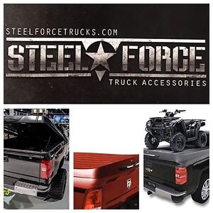 STEEL FORCE TONNEAU COVERS