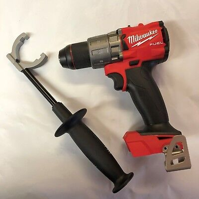 Milwaukee 2804-20 M18 Fuel Cordless Hammer Drill Bare Tool New 2 Day Shipping