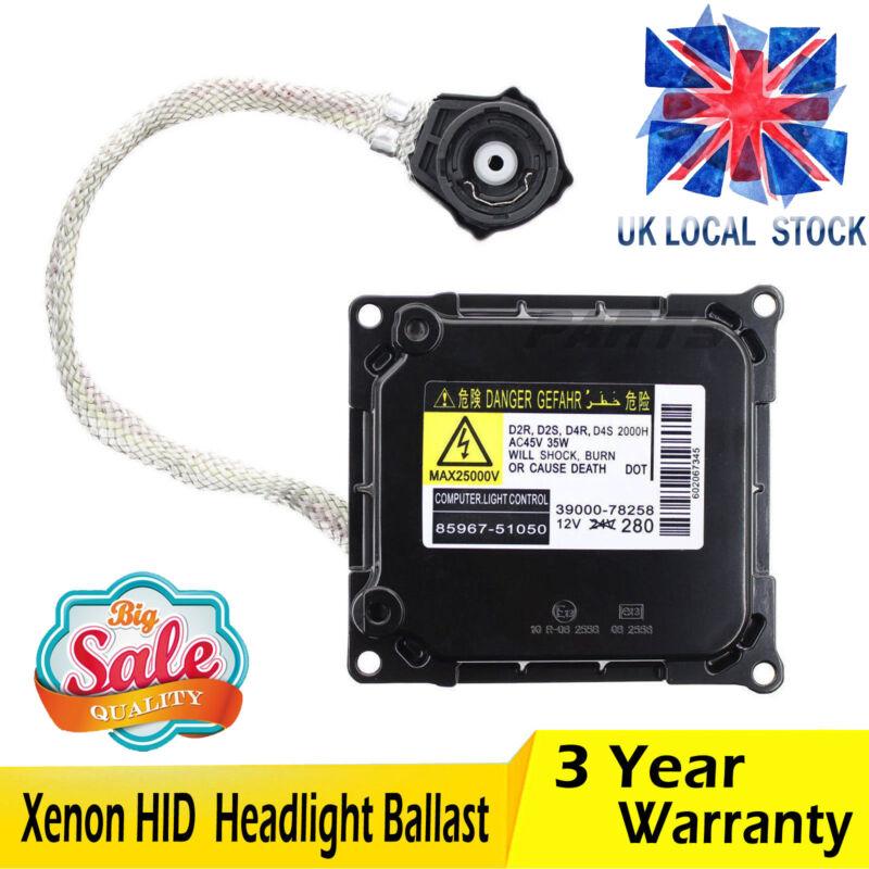 For Toyota Lexus KDLT003 DDLT003 D4S D4R Xenon Ballast HID Control Unit ECU OEM