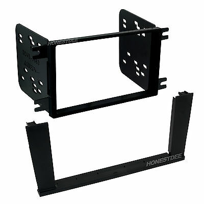 Stereo Install Dash Mount - Metra 95-7863 Double Din Radio Install Dash Kit for Element, Car Stereo Mount