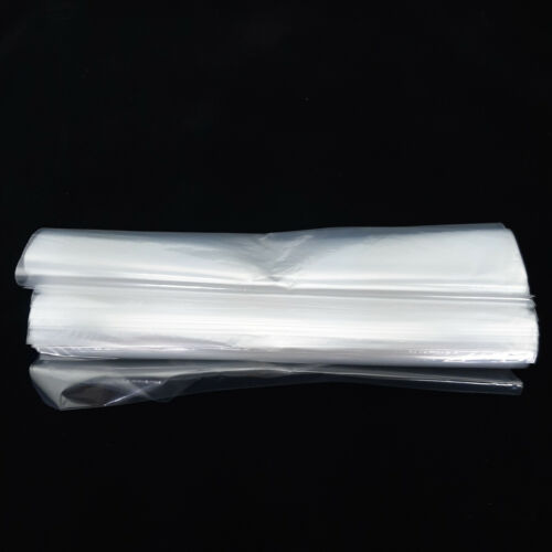 Clear Plastic Storage Bags ~ 1 Gallon ~ 2.78L ~ 11 inches X 12.75 inches