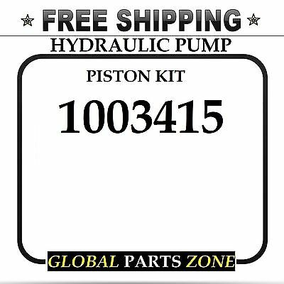 New Hydraulic Pump Piston Kit For Caterpillar 1003415 100-3415 Free Delivery