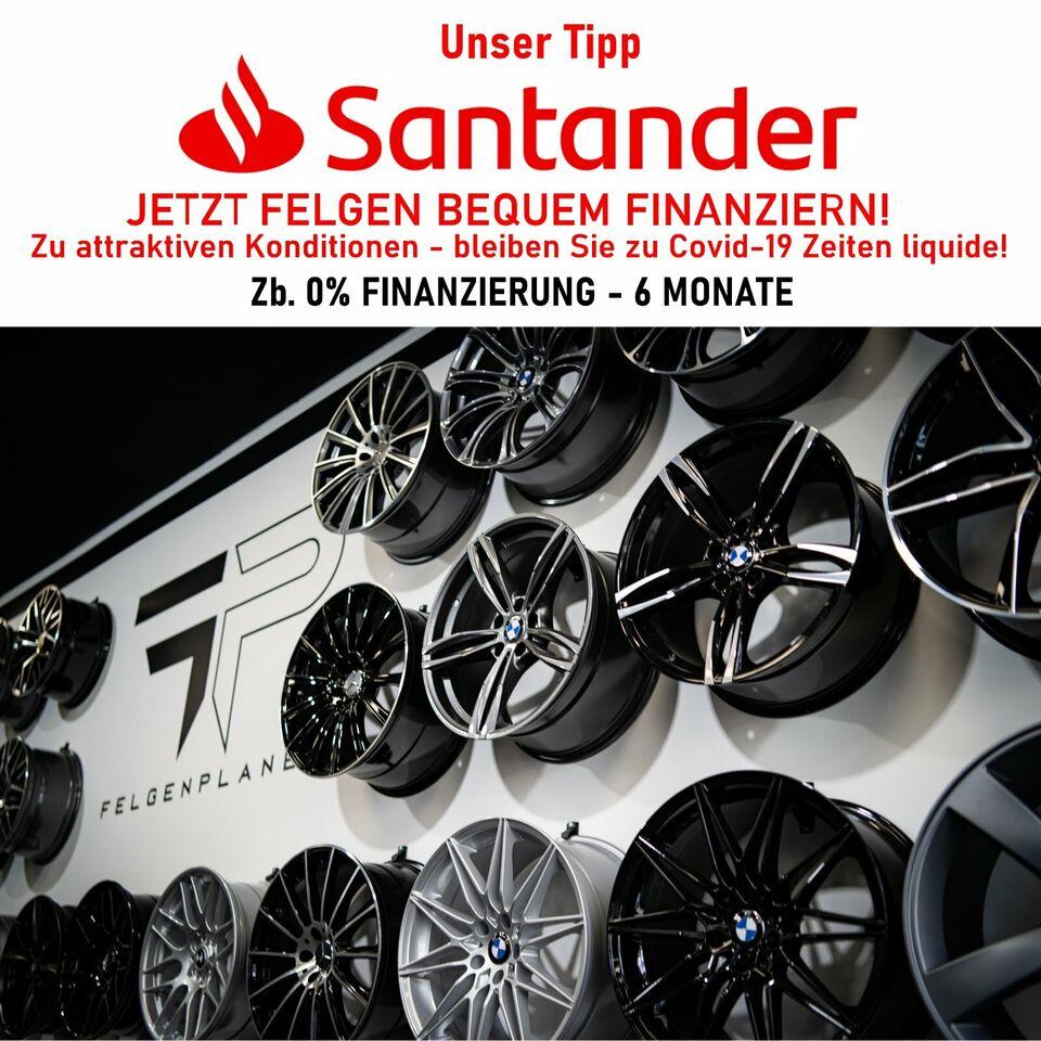 """BMW 1er 2er 3er 4er 19"""" Felgen mit Reifen - Winter Sommer ABE NEU in Rheine"""