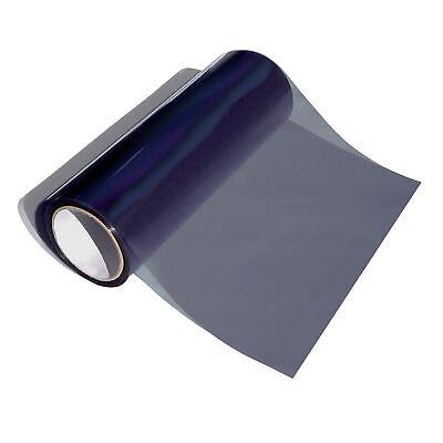 Folie Klar Transparent Rauch Grau 100x30 20,50€/m² Premium Design Tuning