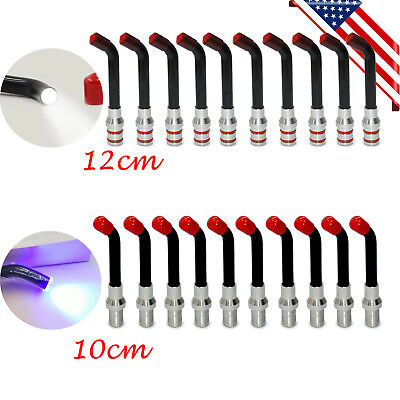 Usa Universal Dental Optical Fiber Guide Rod Tips For Led Lamp Curing Light