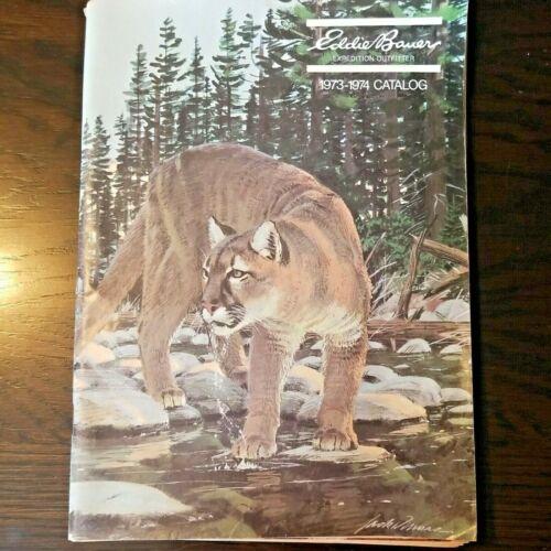Vintage 1973-1974 Eddie Bauer Expedition Catalog