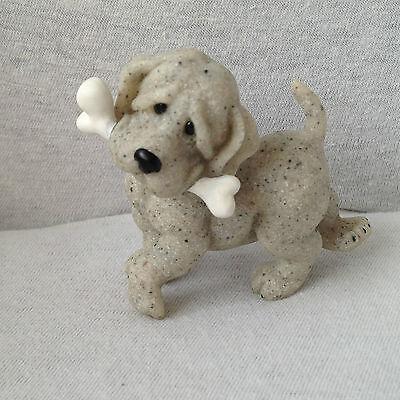 Quarry Critters Pirate...Dog Figurine..BNIB