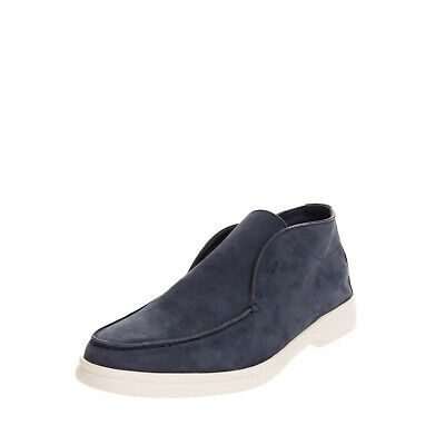 RRP€340 ANDREA VENTURA FIRENZE Leather Ankle Boots LEFT SHOE ONLY EU41 UK7 US8