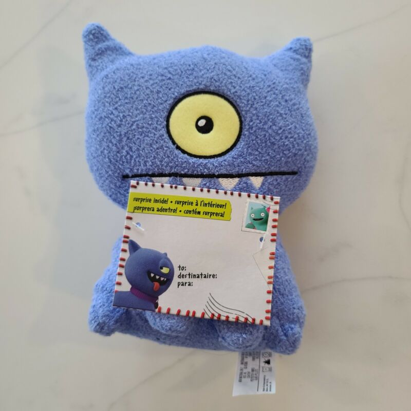 Ugly Dolls Hasbro Party On Ugly Dog Stuffed Plush Surprise Inside NEW w/Tags